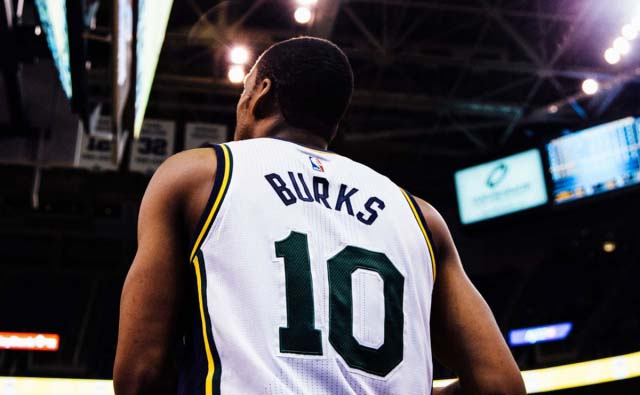 A closer look at Alec Burks