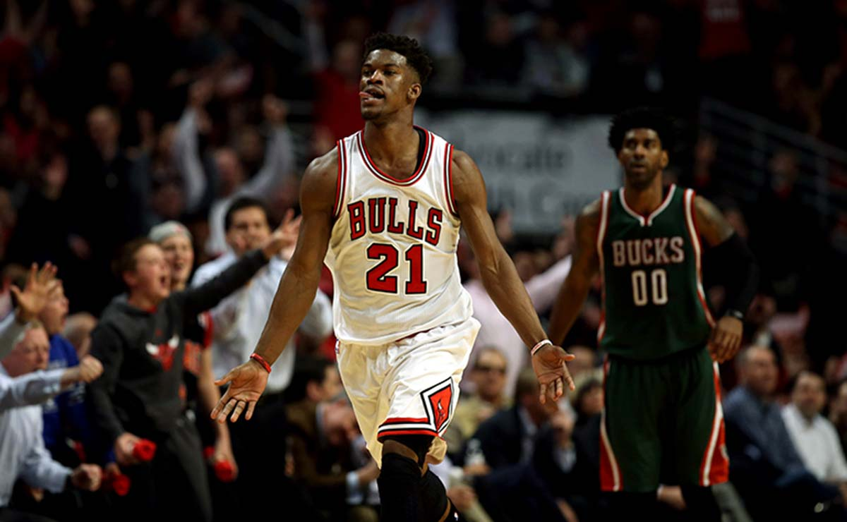 Butler leads Bulls past cold-shooting Thunder